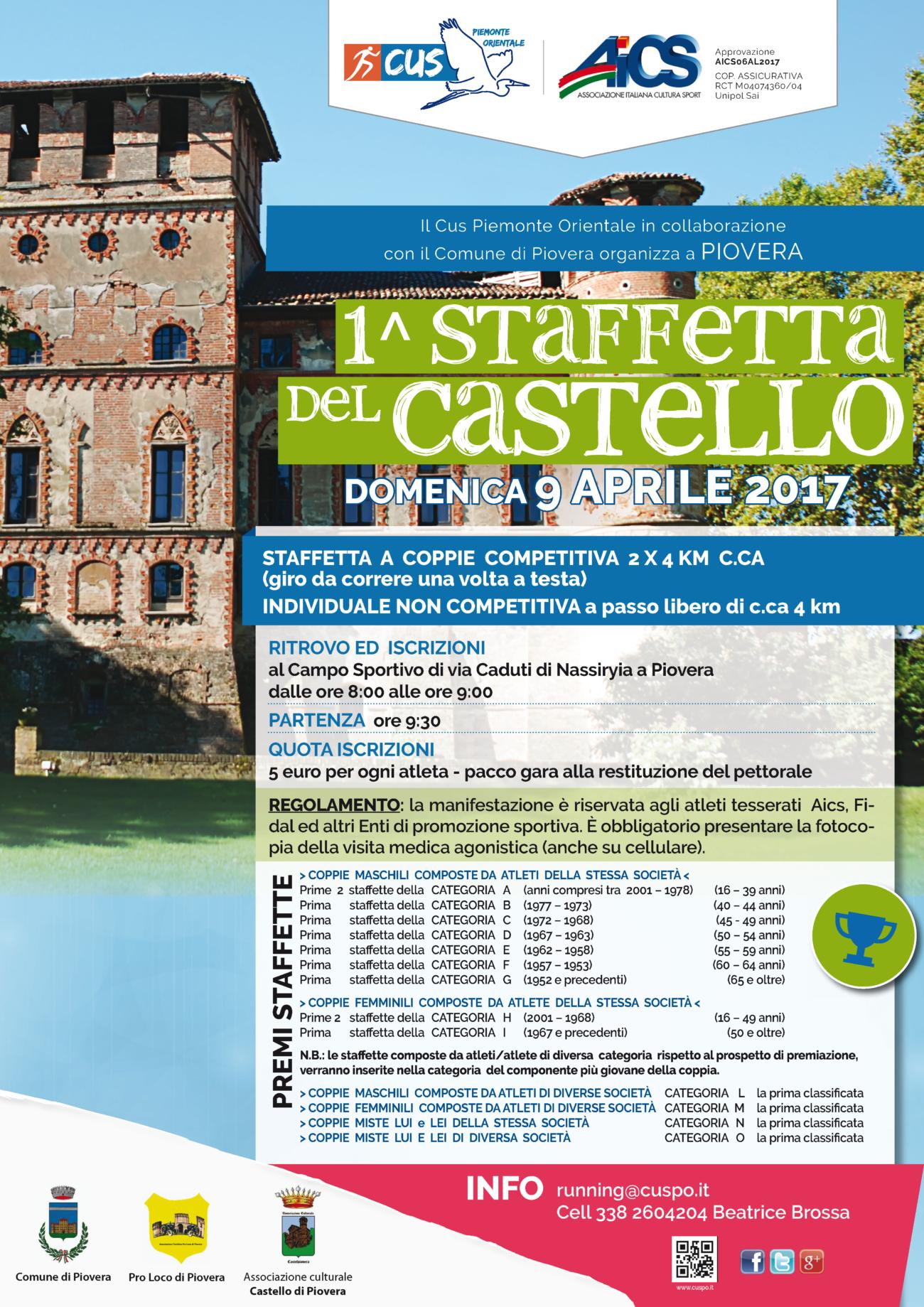 Staffetta del Castello