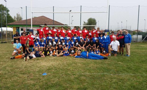 Rugby Academy: grande meeting al CUSPO Rugby Park