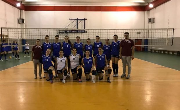 Buona la prima per il GML-CUSPO Volley