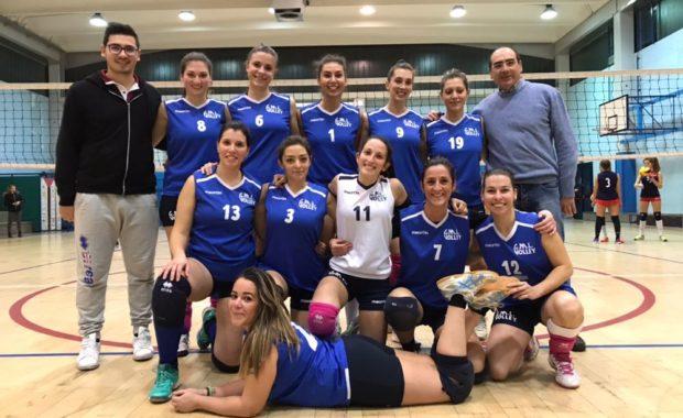 GML-CUSPO Volley: Trasferta OK – Casa KO