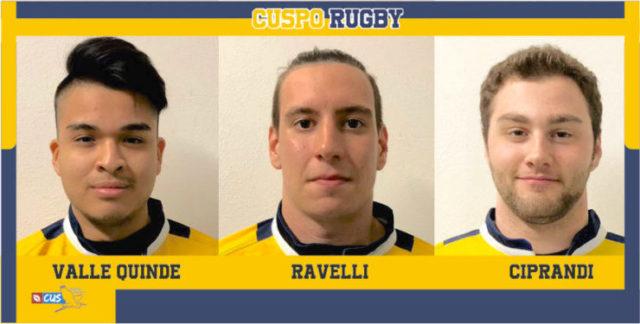 CUSPO Rugby: continua l'investimento sui giovani