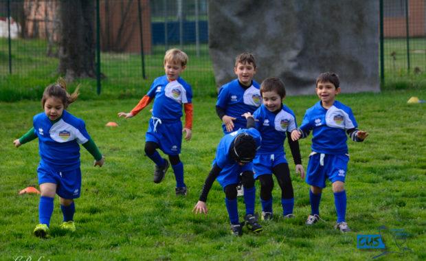 Rugby Academy: raggruppamento dagli amici della ASDP Parrocchia Santa Rita