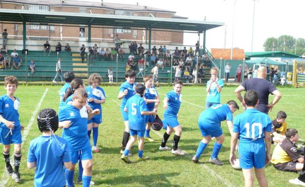Rugby Academy: da Volvera e Settimo Torinese indicazioni importanti