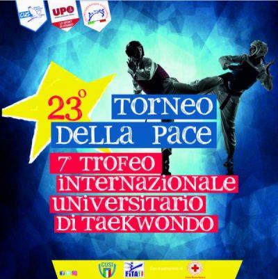 Torneo della Pace – Trofeo Int. Universitario di Taekwondo ed. 2019