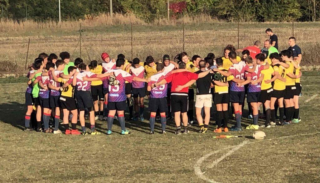 Cuspo Rugby: Black Herons U16, buona la prima contro il Marengo