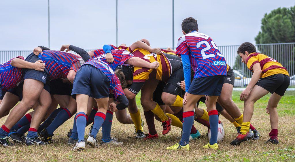Rugby: carattere ed impegno sui campi il 12 e 13 ottobre!