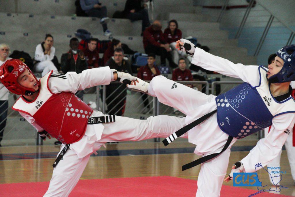 Torneo della Pace – Trofeo Int. Univ di Taekwondo 2019: E' ARGENTO!