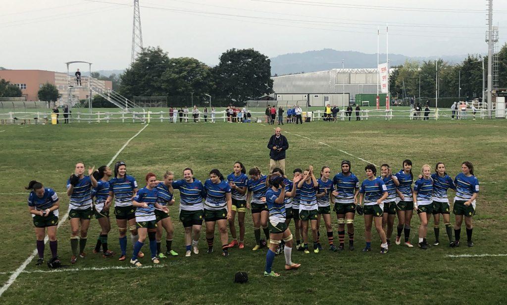 Serie A: esordio contro il CUS Pavia