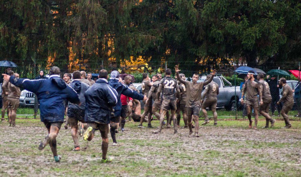 RUGBY: Seniores vittoriosa sui Lions Tortona. BH U16: l'atteggiamento giusto contro CUS Torino