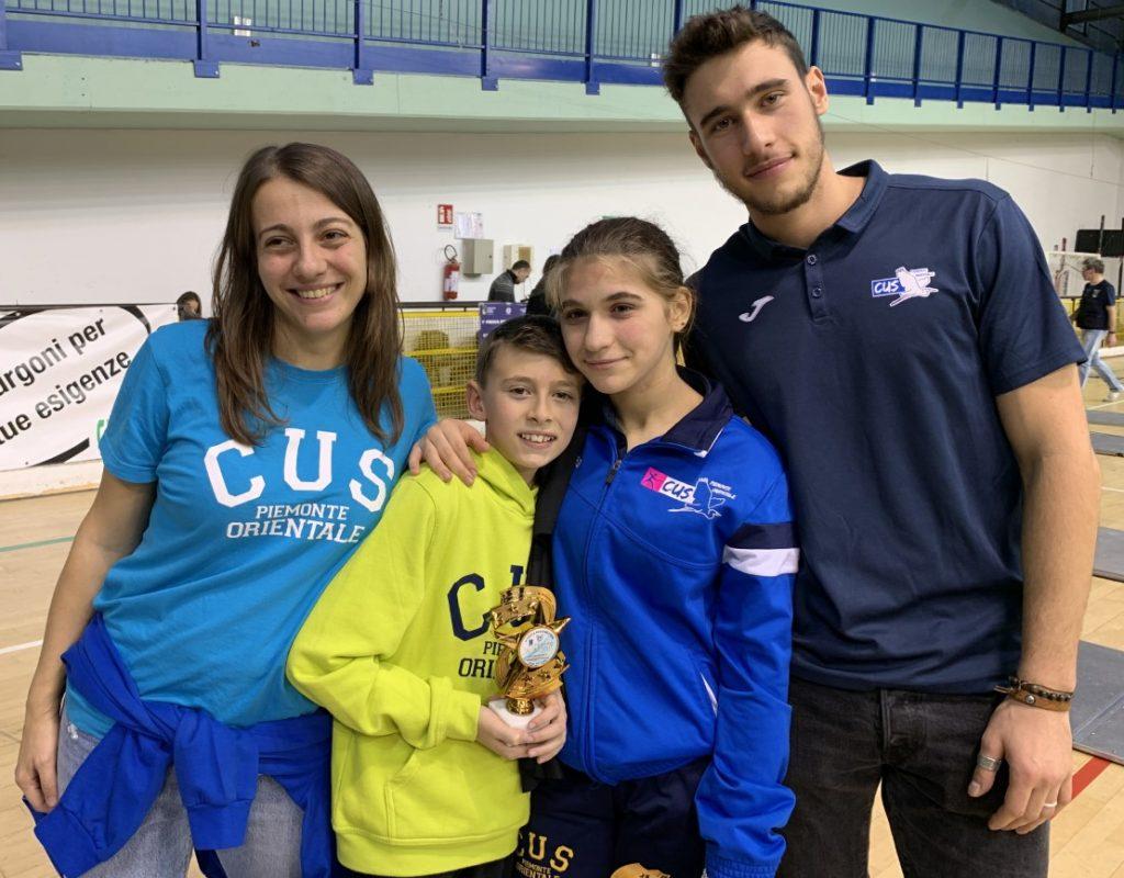 SCHERMA: podio e buoni piazzamenti. Due alessandrini agli Europei Under 17