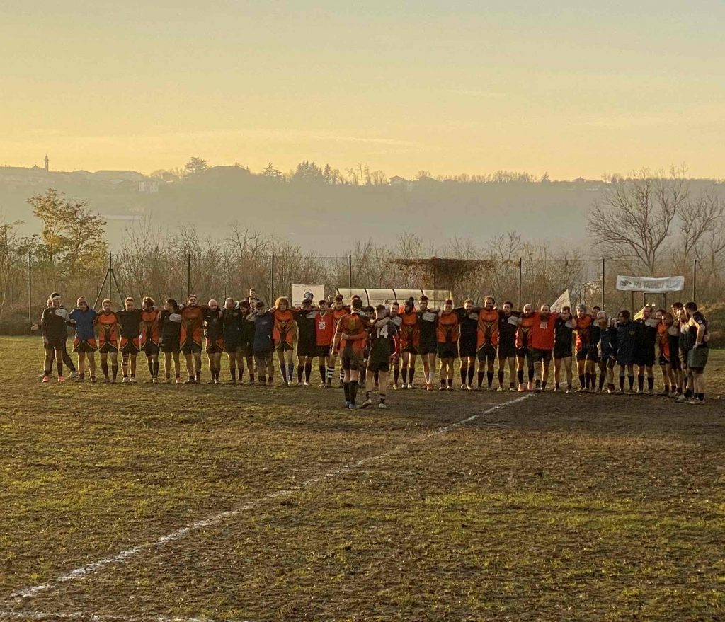 RUGBY: Seniores vince contro il Val Tanaro. Rugby Academy raggruppamento a Cogoleto
