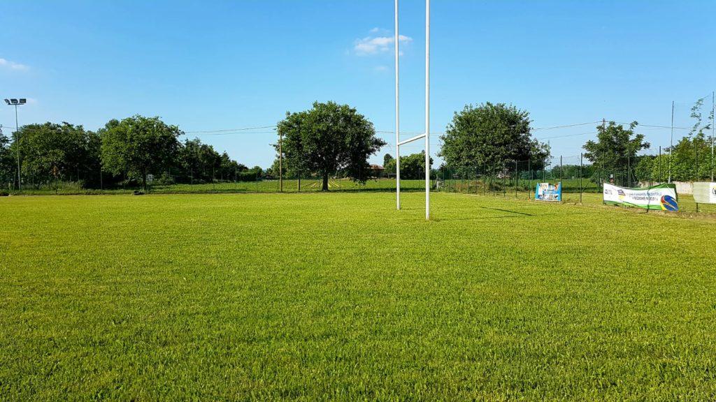Rugby: allenamenti con esercizi in distaziamento
